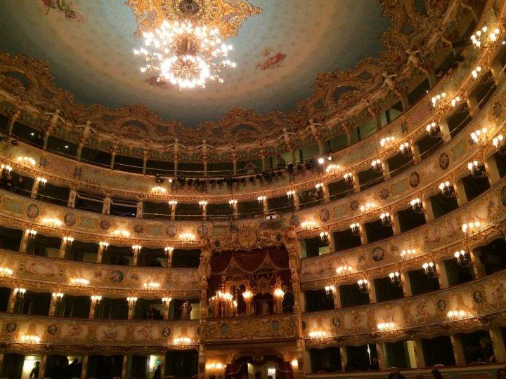 Another season at La Fenice