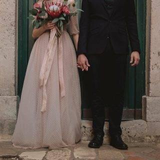 A Romantic Wedding In Venice
