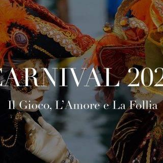 Venice Carnival 2020 Festivities