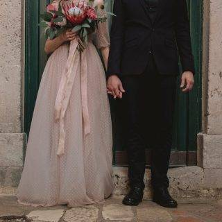 A Romantic Wedding In Venice