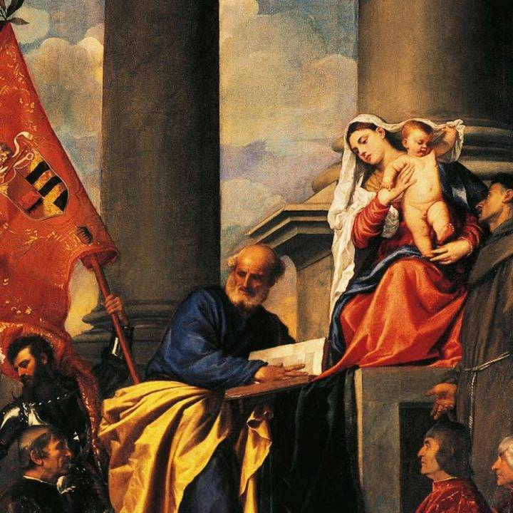 Titian, Where to find him in Venice