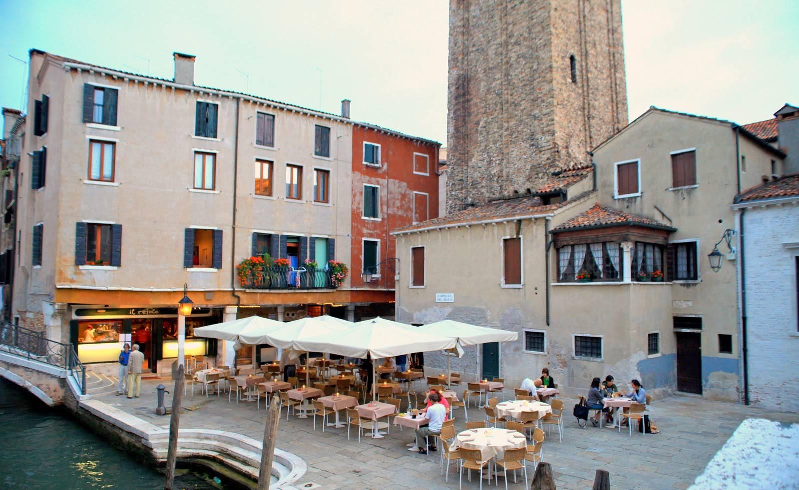 il refolo venezia