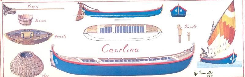 caorlina boat