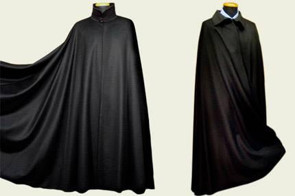 Venetian Fashion - cloaks or capes