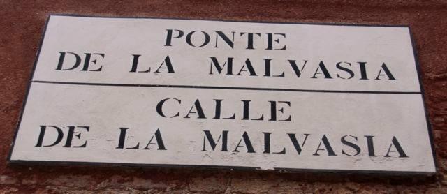 Calle de la Malvasia