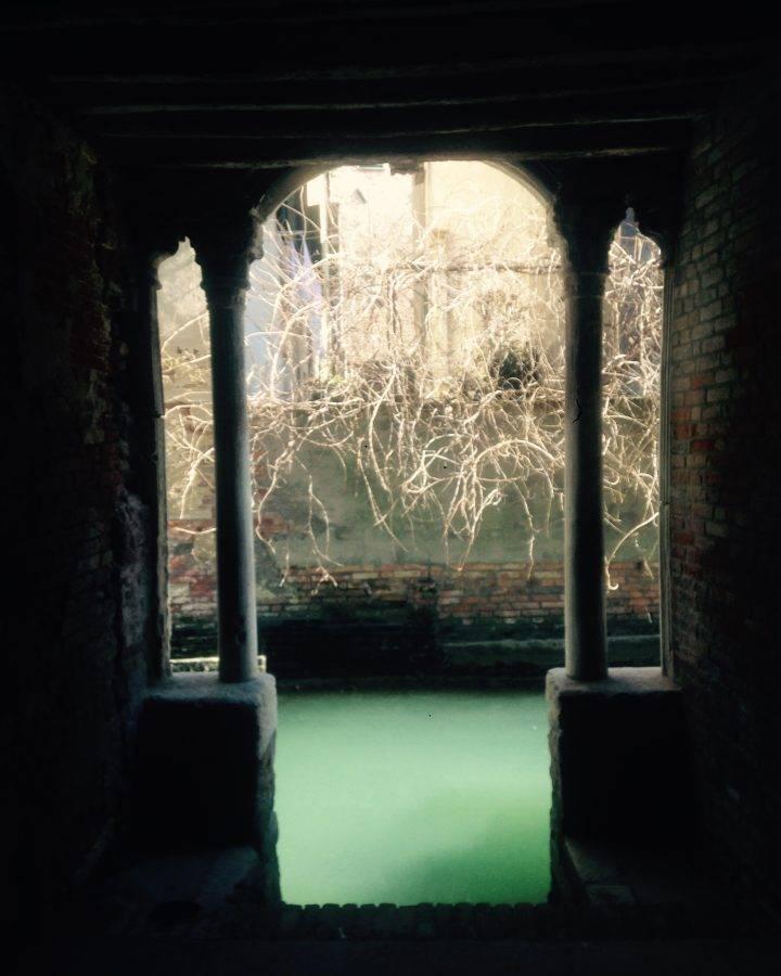 Hidden Venetian Corner