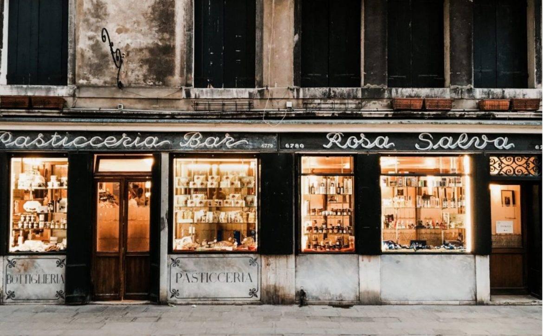 Rosa Salva Cafe Venice
