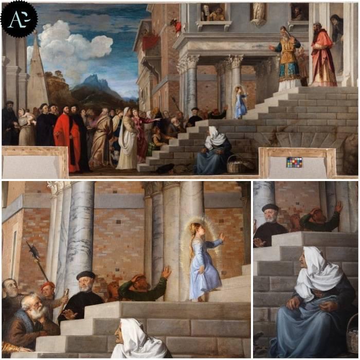 Presentazione al Tempio di Maria