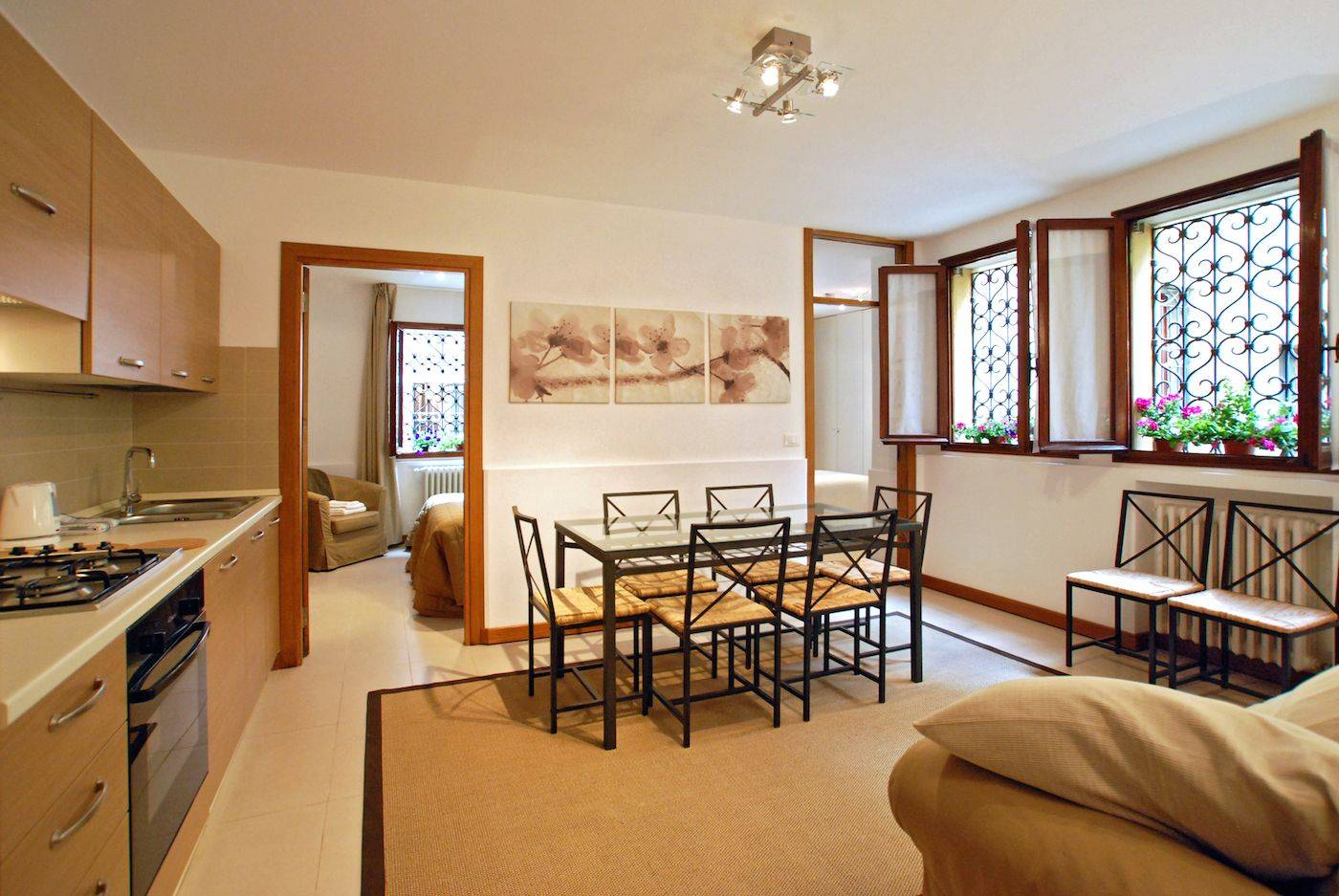 Exclusive rental of Angelo Michele apartment in Sestiere ...