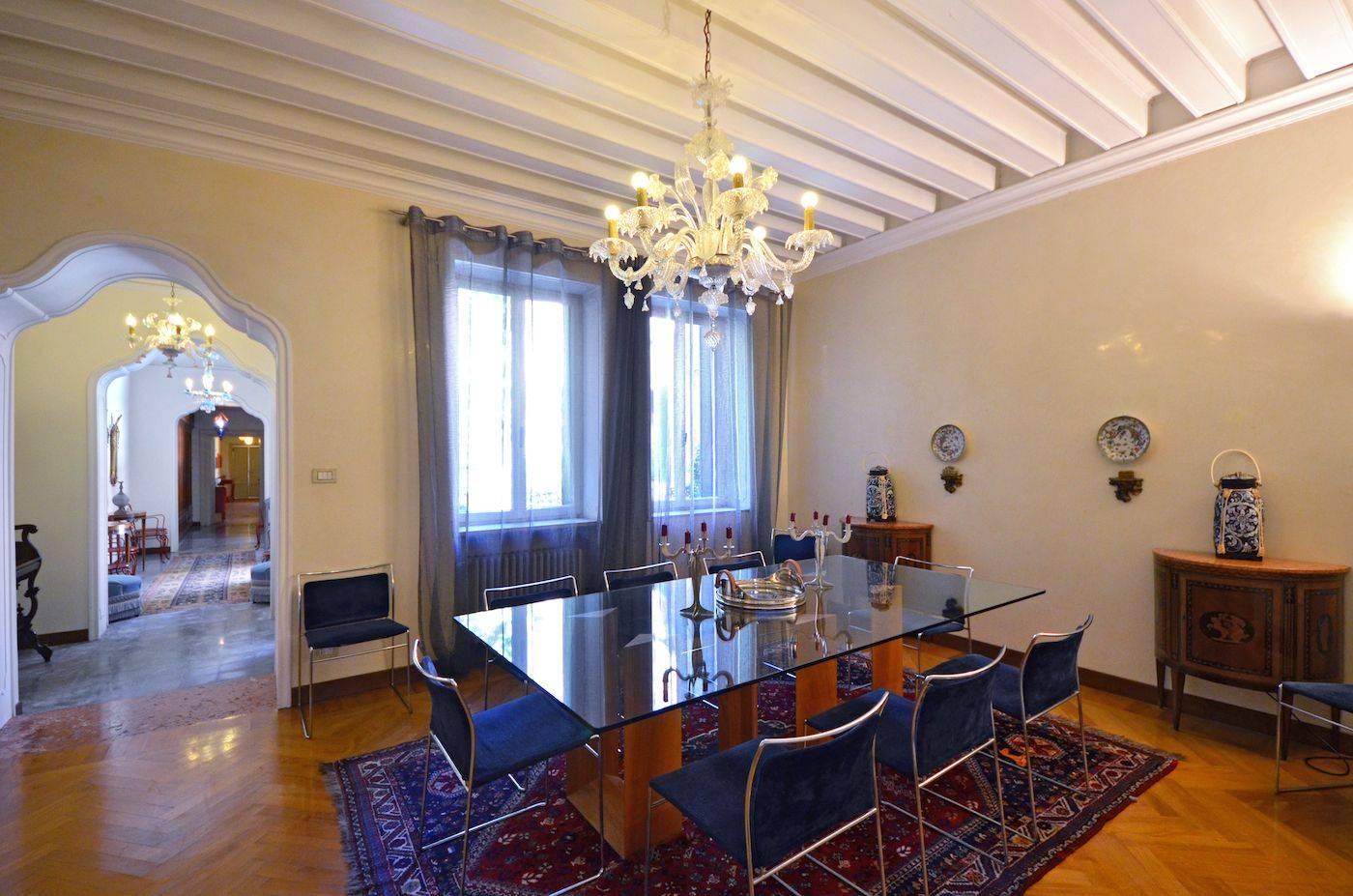 prestigious dining room