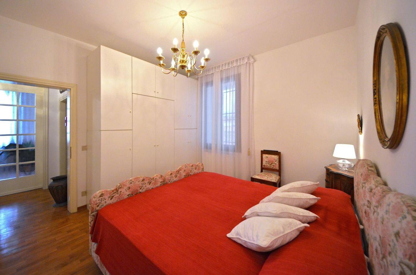 rezzonico suite double bedroom