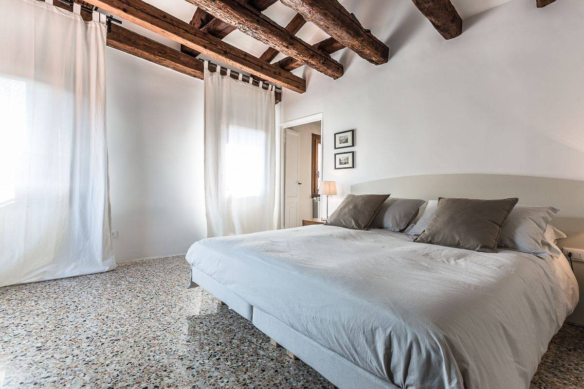 bedroom 1, with great panoramic view, can be double or twin