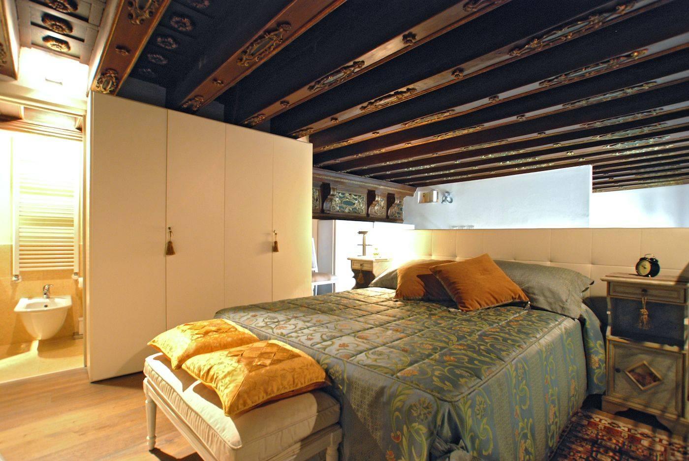 double bedroom with plenty of wardrobe space and en-suite bathroom