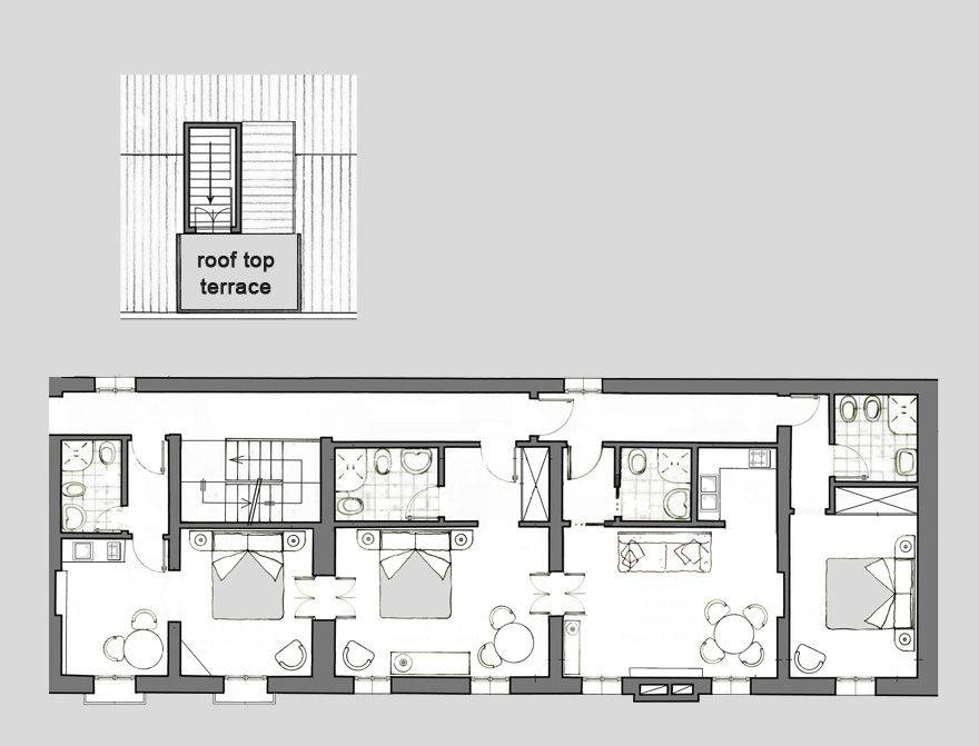 Fellini floor plan