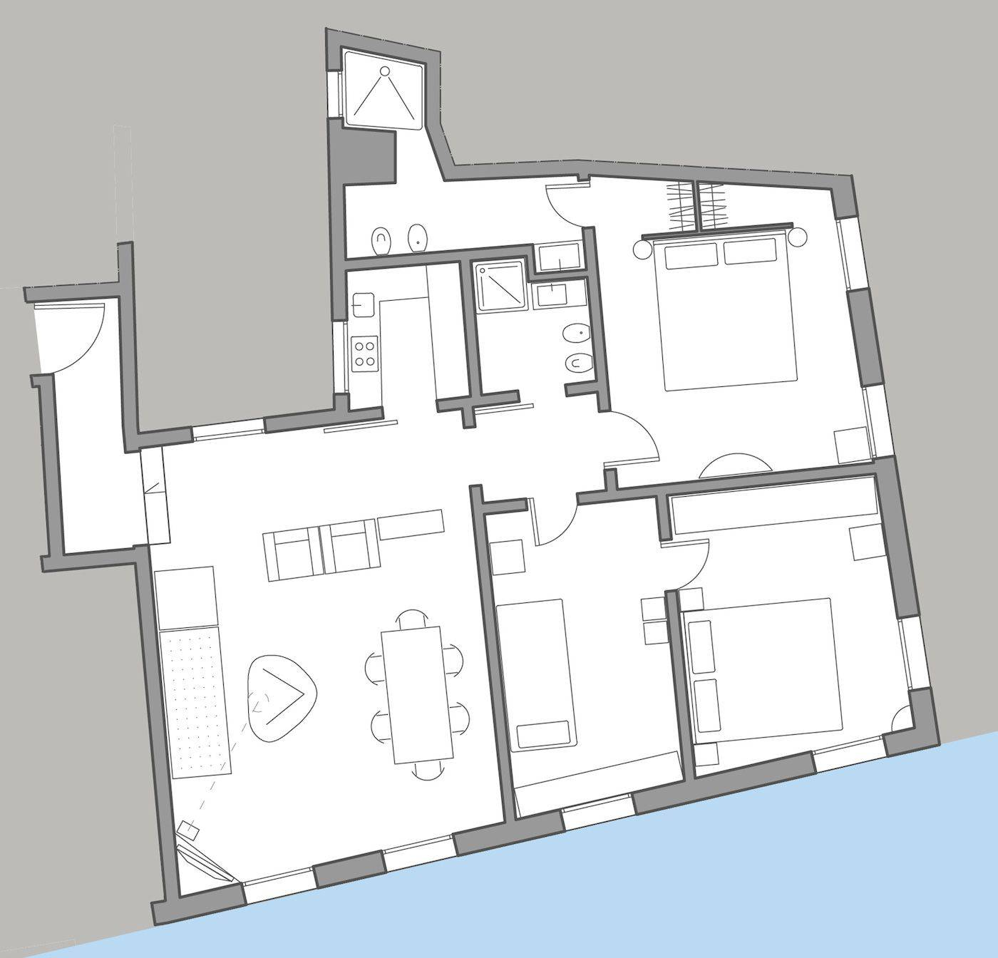 Leonessa floor plan