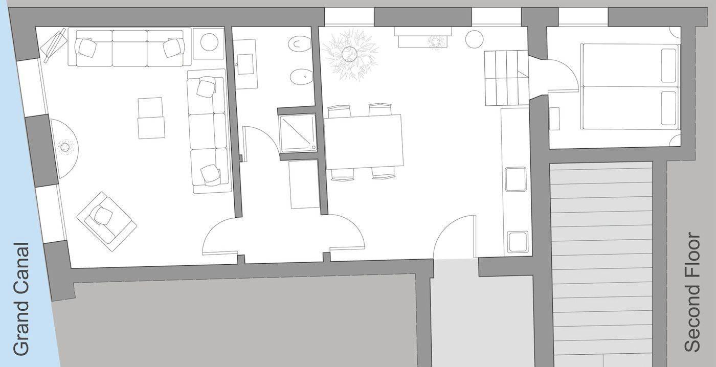 Rossini floor plan