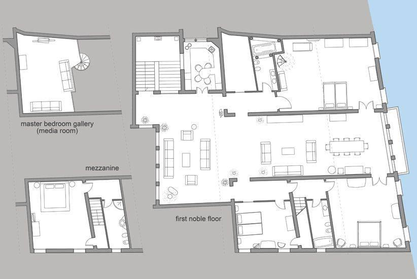Tiziano floor plan