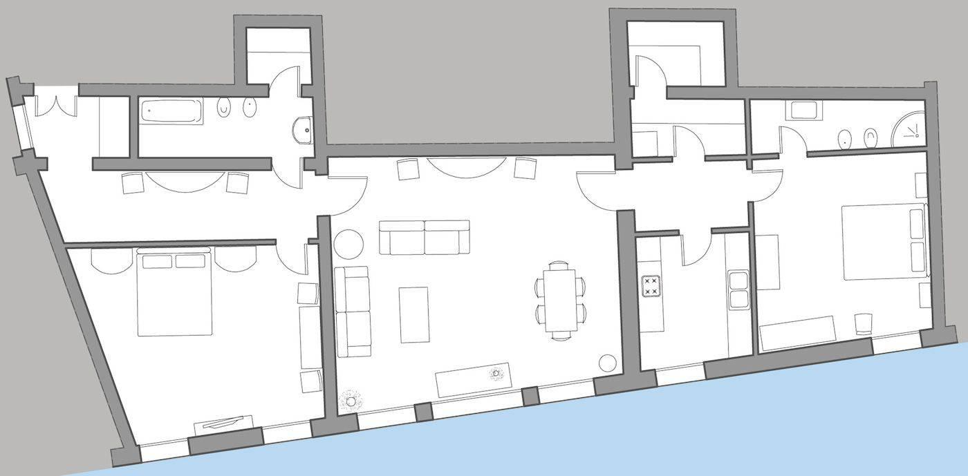 Vendramin floor plan