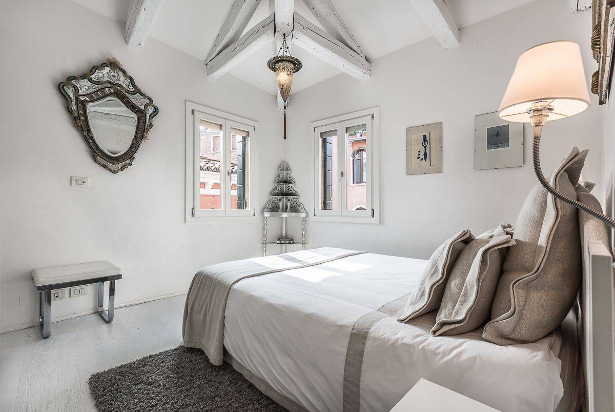 well designed second double bedroom