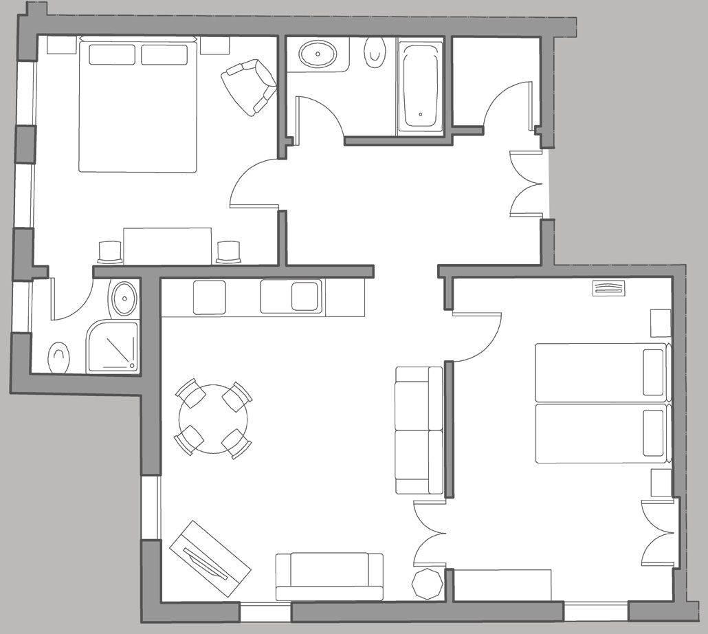 """Alighieri """"C"""" floor plan"""
