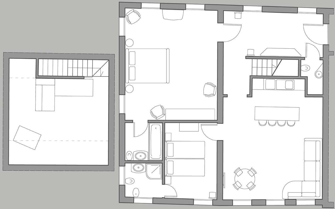 """Alighieri """"D"""" floor plan"""