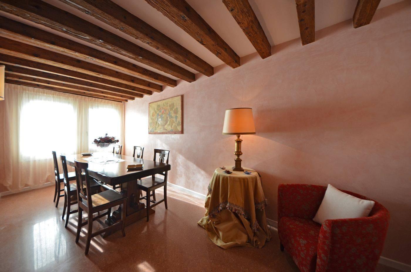 Palladio dining room