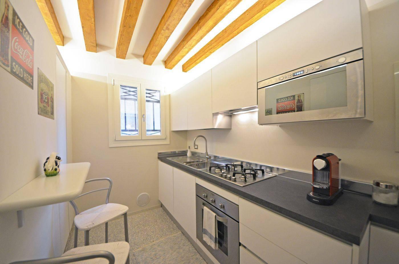 Palladio Garden kitchen