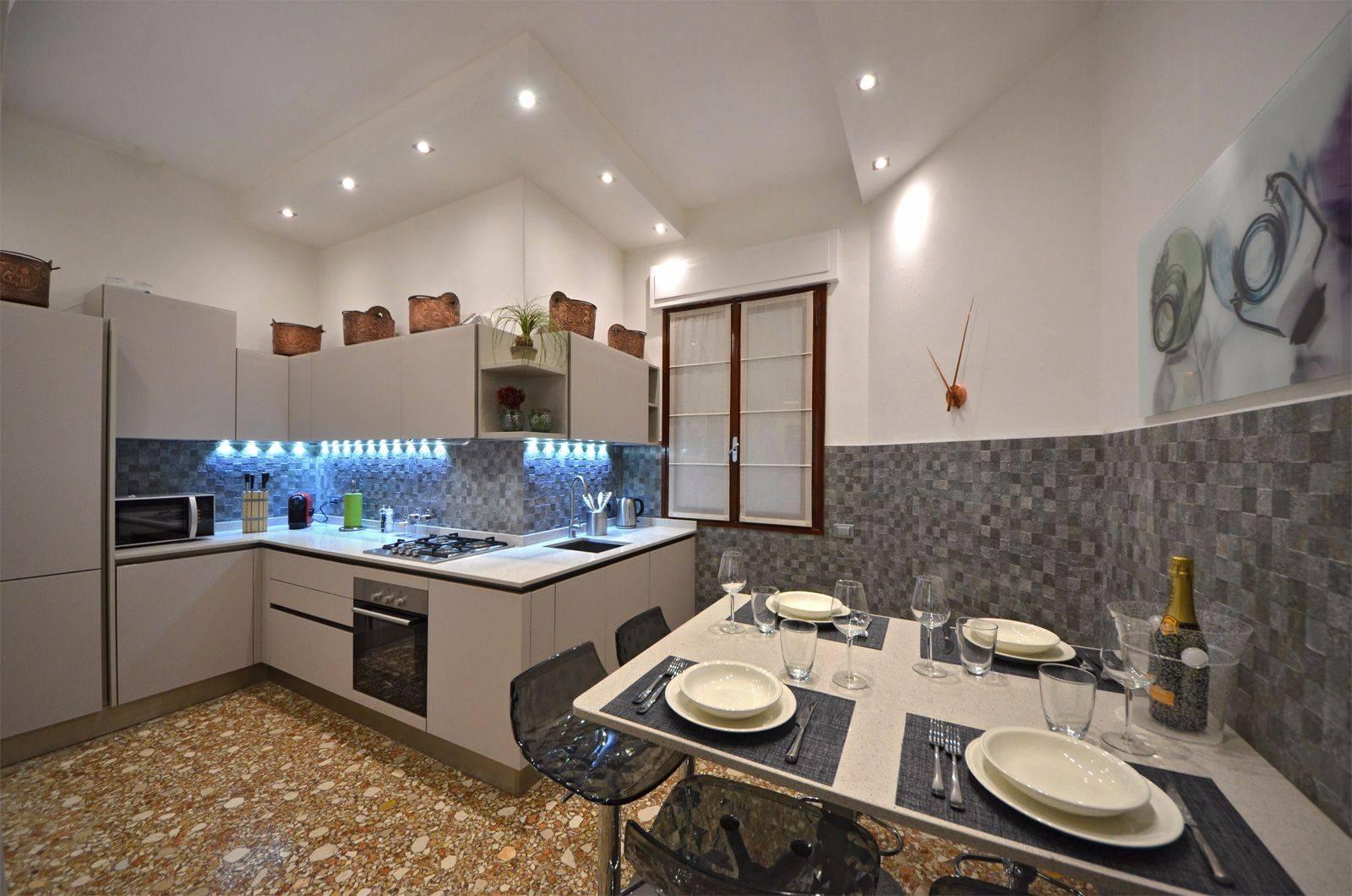 Piano Nobile kitchen