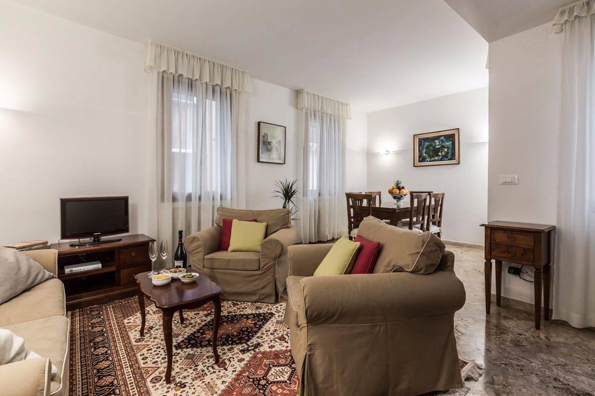 Angelo Raffaele living room