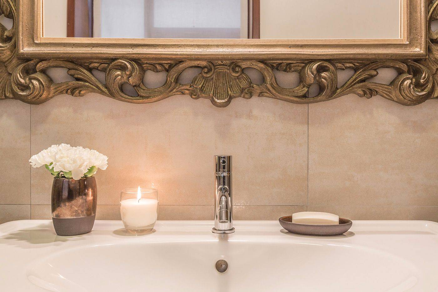 brand new luxury bathroom