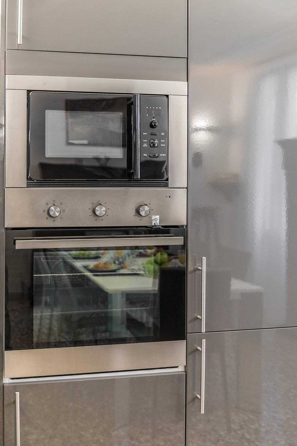 at the Petrarca you have a professional kitchen available