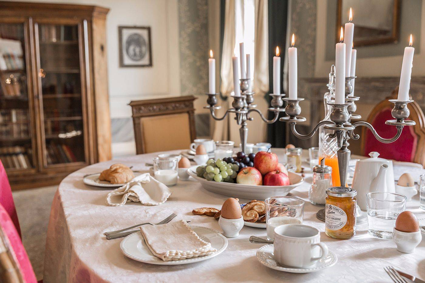 surprise your guests with a classy culinary experience