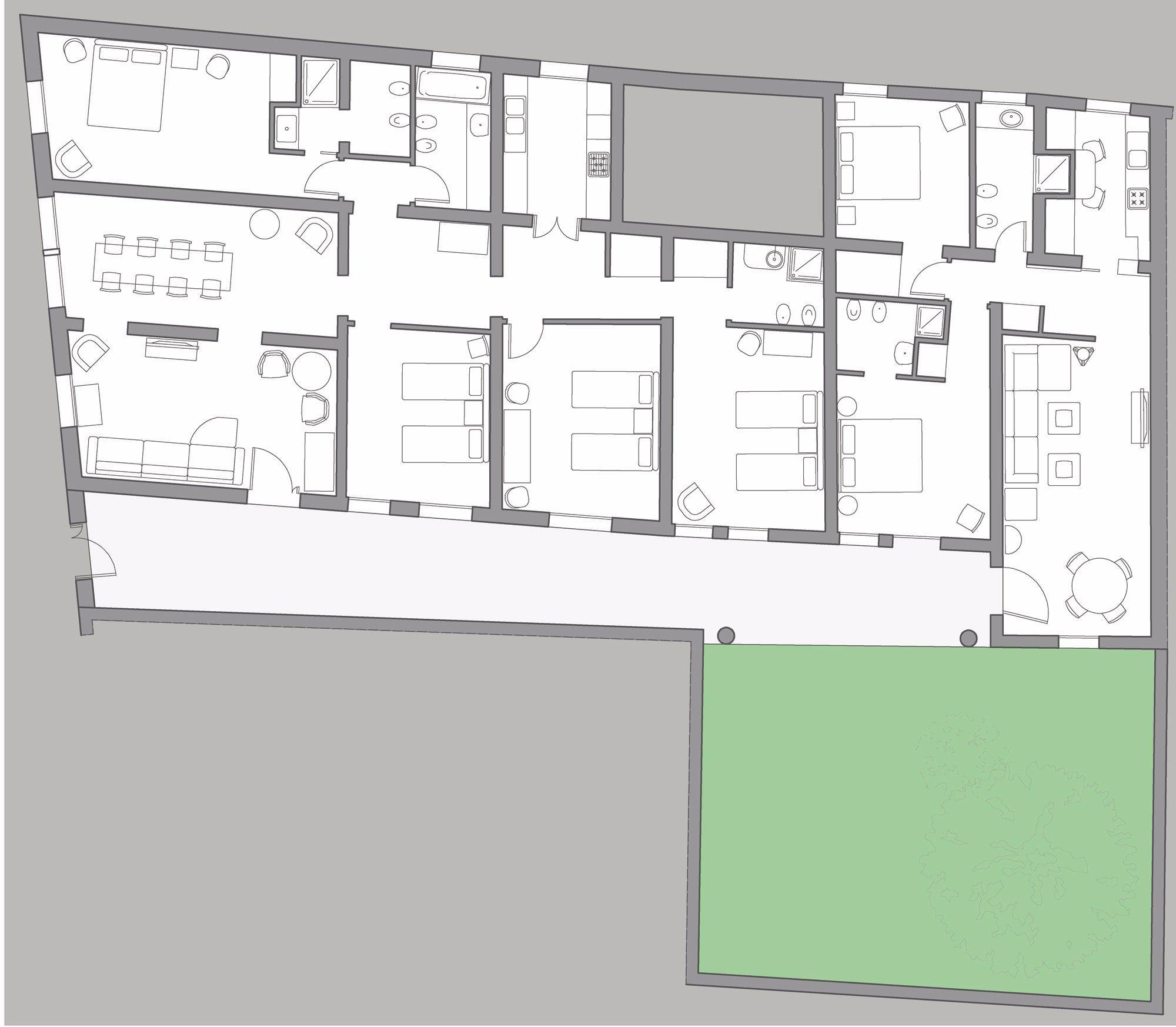Palladio Premium floor plan