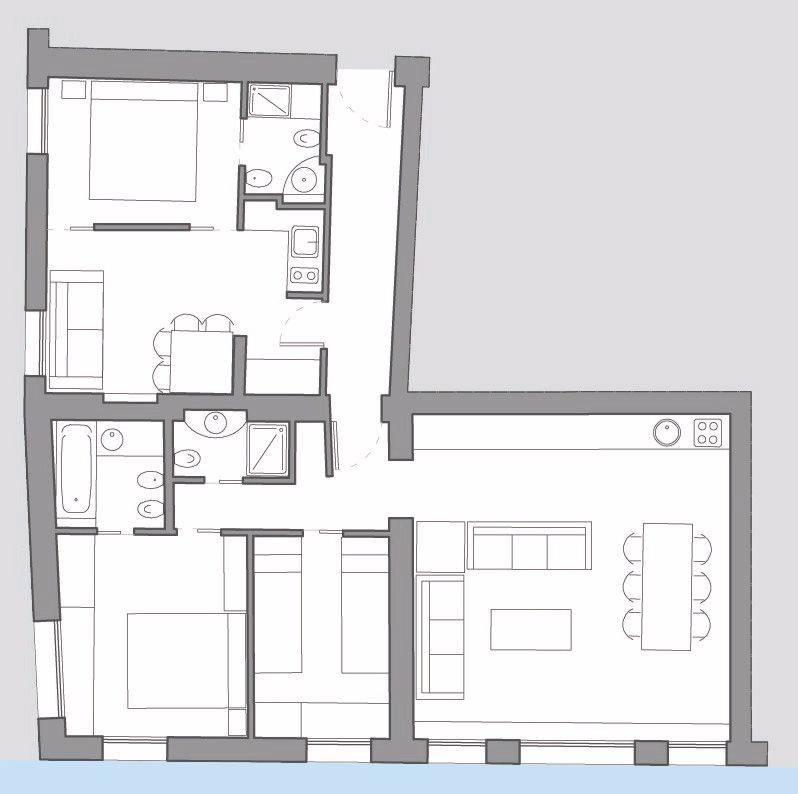 Fenice Premium floor plan