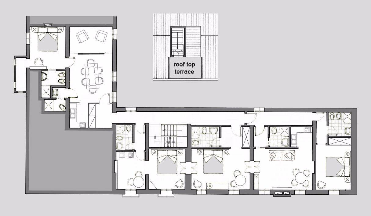 Dolce Vita floor plan