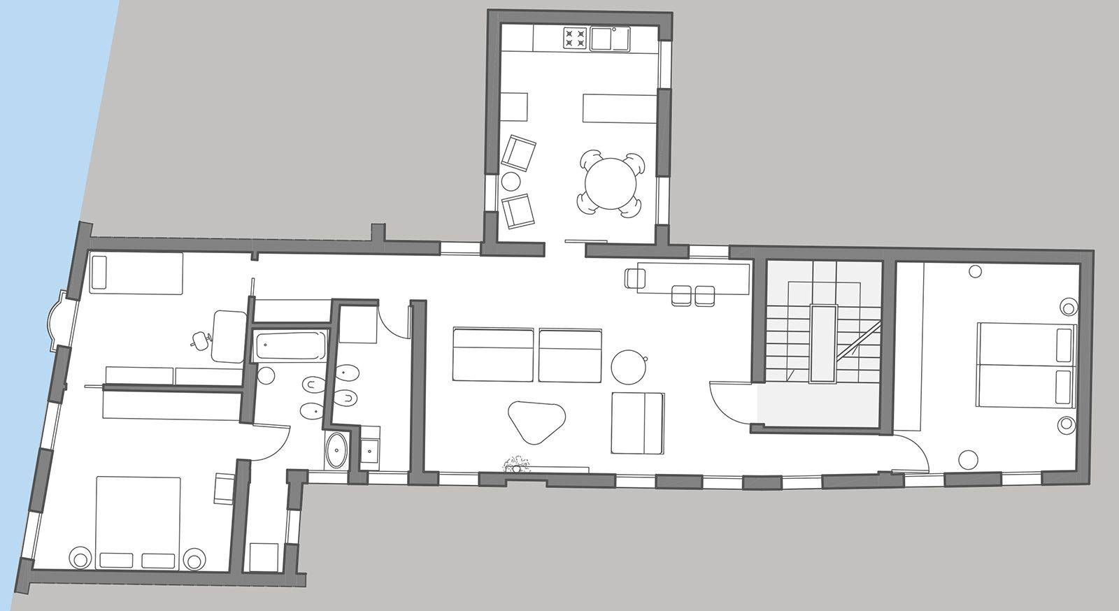 Zorzi floor plan