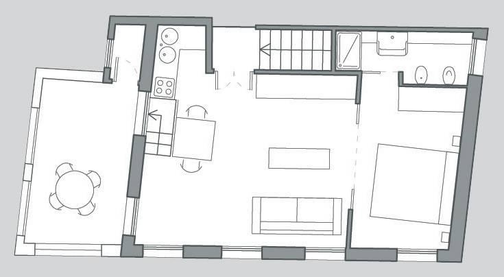 Alcova floor plan
