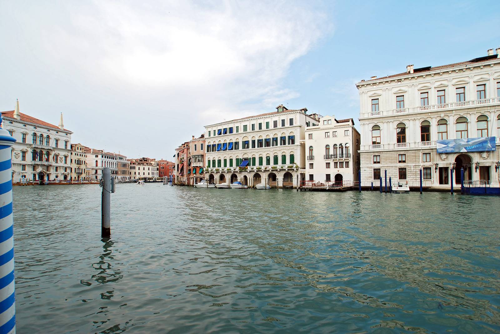 Rezzonico Suite view on Grand Canal