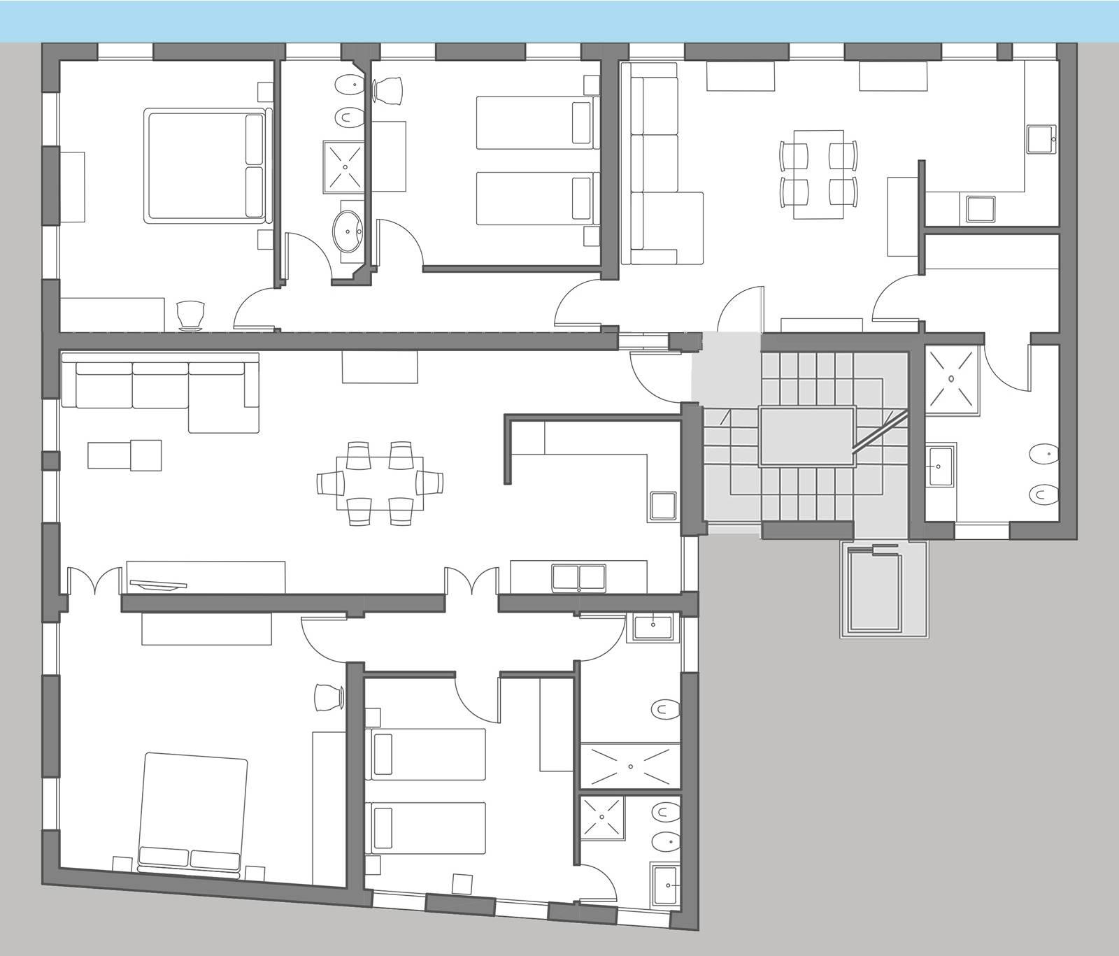 Rigoletto floor plan