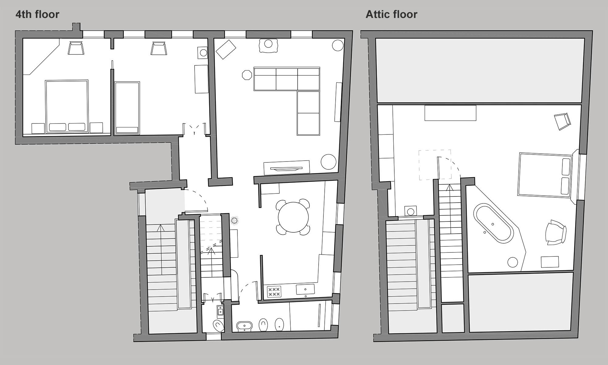 Verdi floor plan
