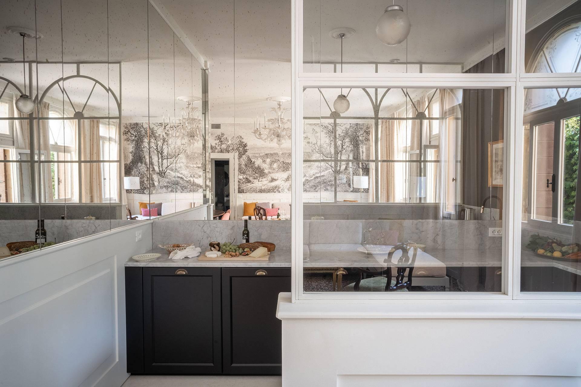 3rd floor: kitchen