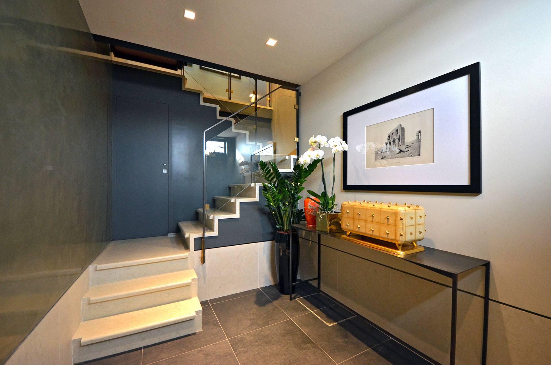 Fellini apartment prestigious entrance at the ground floor