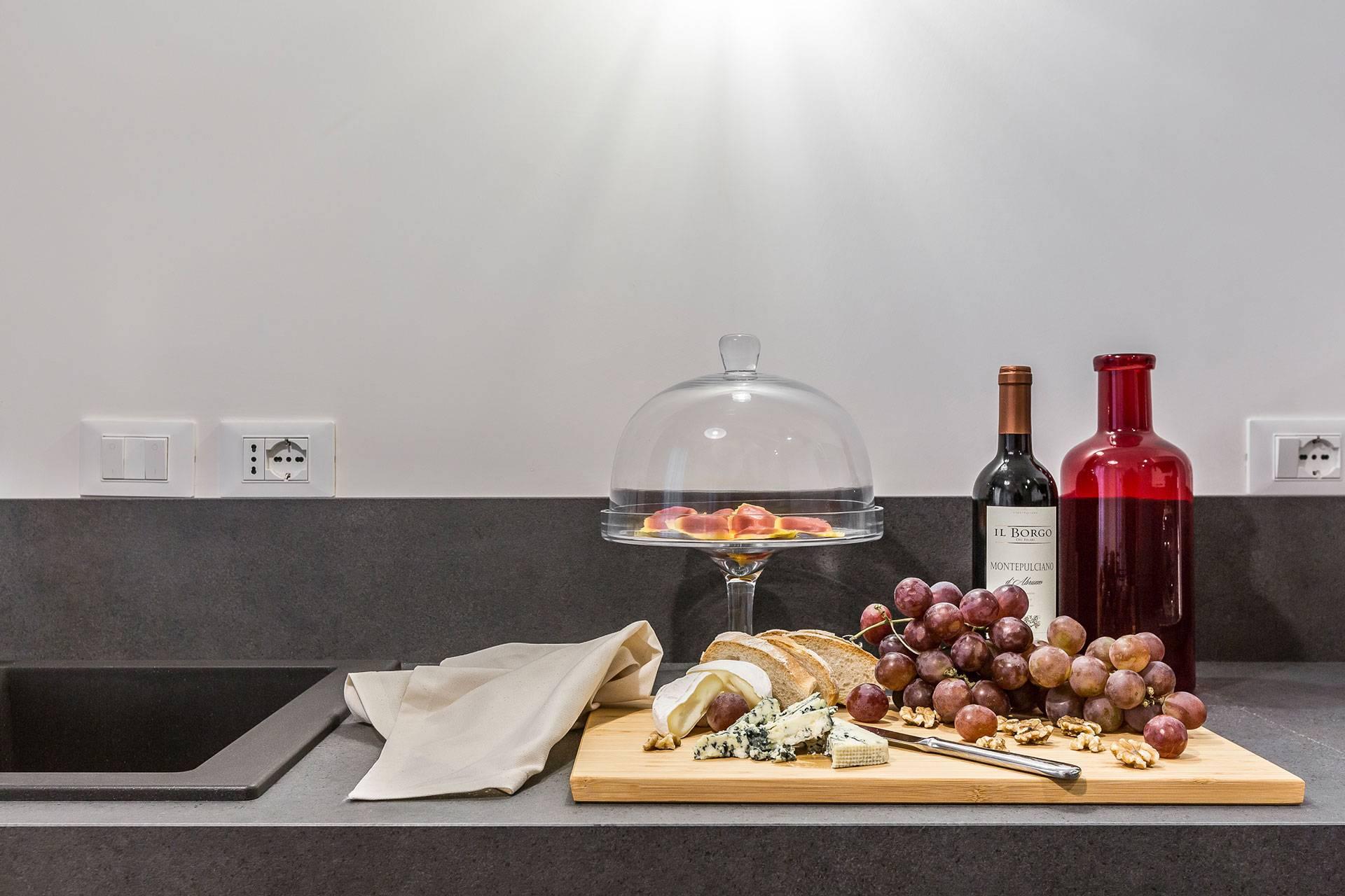 enjoy cooking Venetian local delicatessen at the Aida!