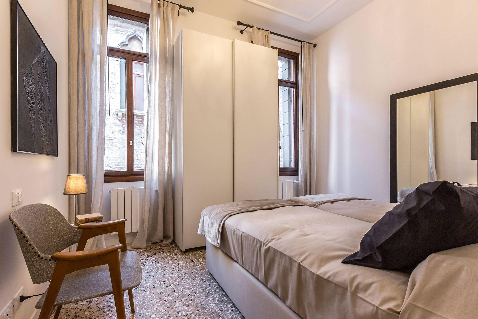 bedroom 2, double or twin
