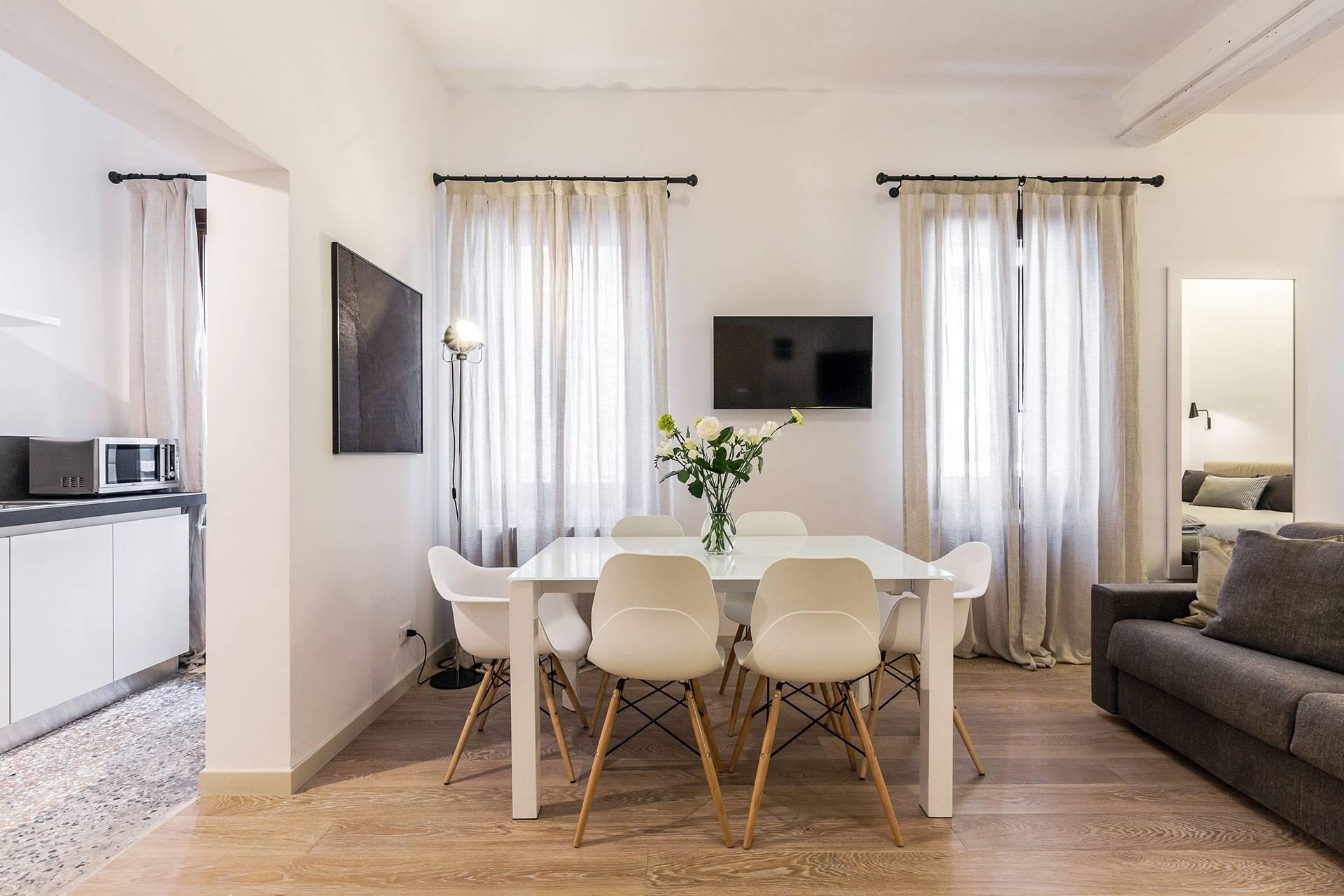 Salomé studio apartment