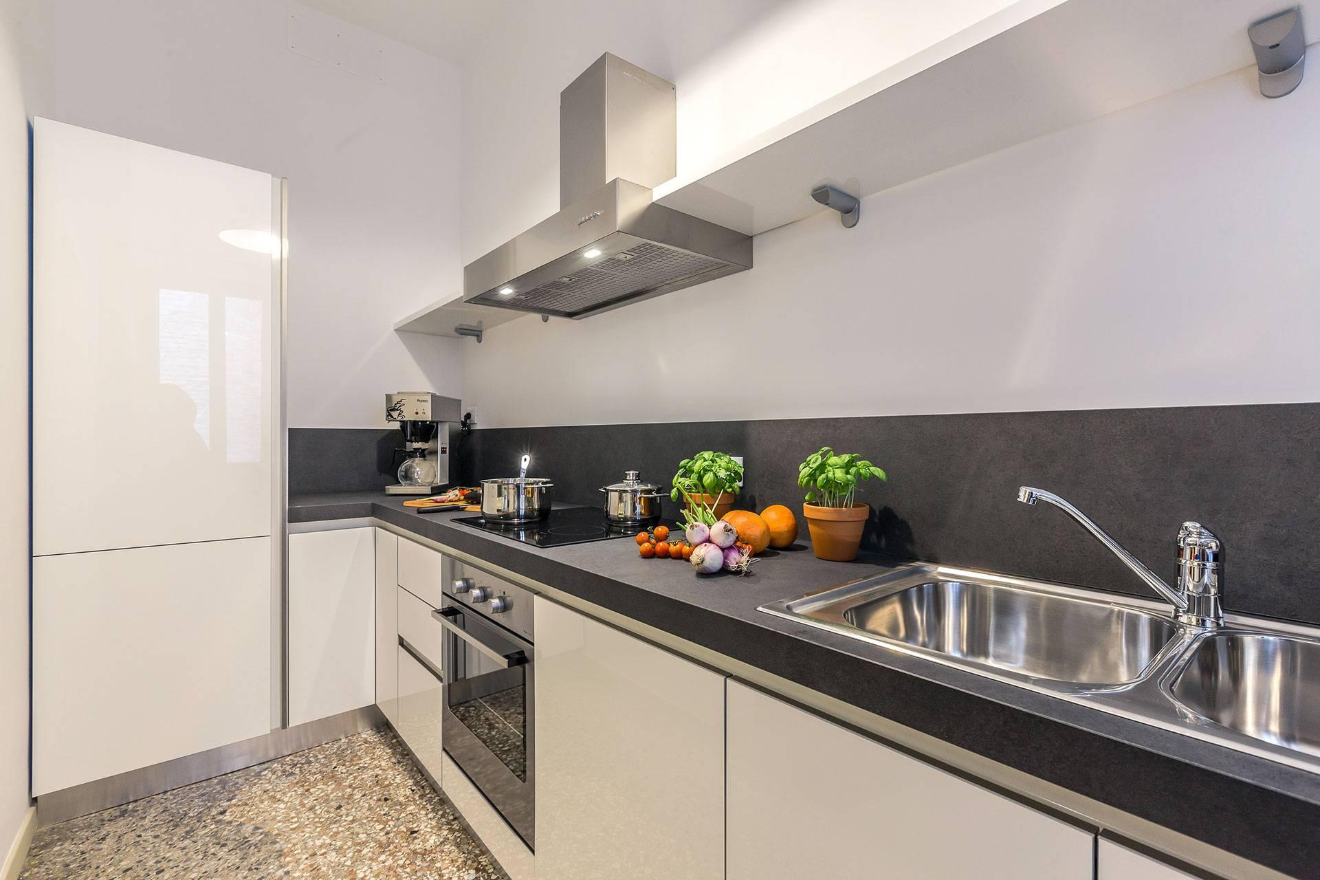 Salomé kitchen